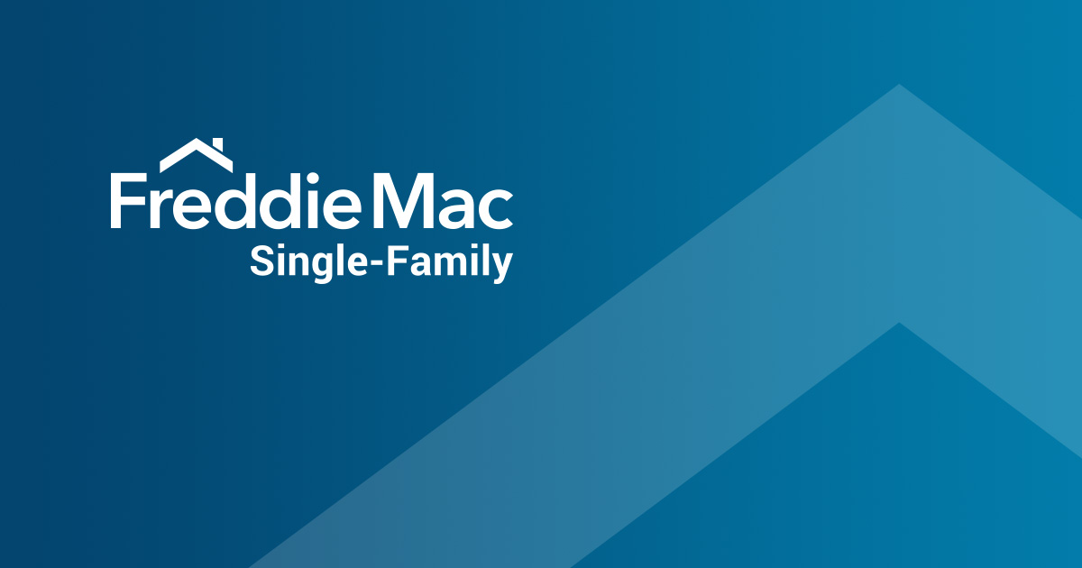 Selling & Delivery - Freddie Mac Single-Family